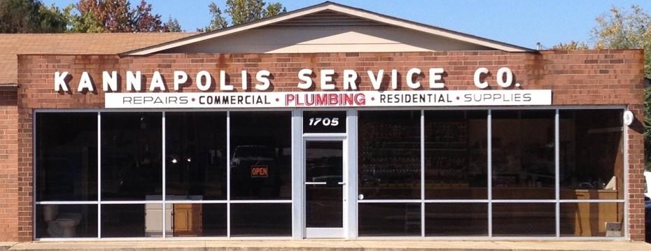 Kannapolis Service Co. Inc. – Plumbing